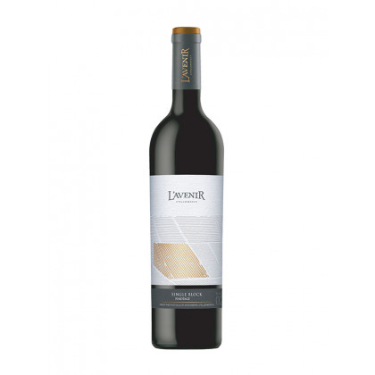 L'Avenir Single Block Pinotage 2014