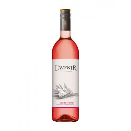 L'Avenir Far & Near Rosé De Pinotage 2015