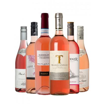 Rosé Wijn Pakket