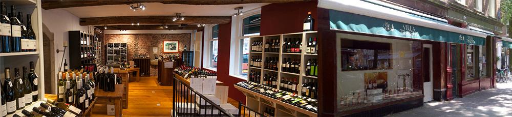 Wijnhandel Van Krimpen